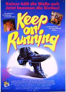 Keep on Running - Filmplakat DIN A1 (gerollt) - Linnich, Deutschland - Keep on Running - Filmplakat DIN A1 (gerollt) - Linnich, Deutschland