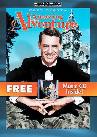 The Amazing Adventure DVD, 2007  - $0.99