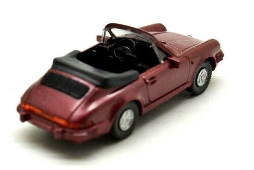 """Wiking 162//2 /""""PORSCHE 911 cabriolet-VIOLET/"""""""