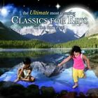 The Ultimate Most Relaxing Classics for Kids in the Universe (CD, Aug-2007, 2 Discs, Denon Records)