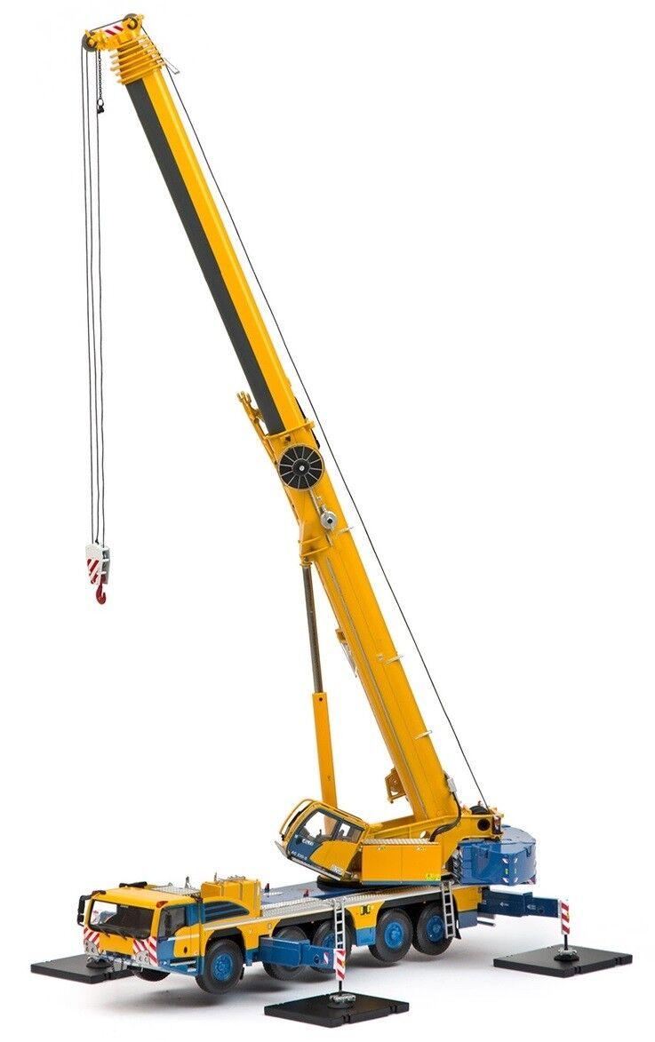 - IMC31-0085 - Grue mobile 5 essieux DEMAG AC 220-5  -