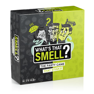 What's That Smell? The Party Game