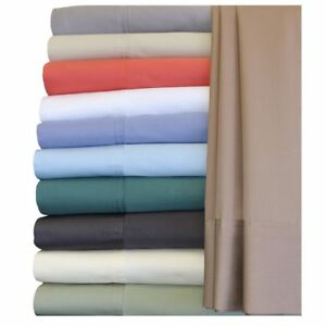 Image Is Loading 300 Thread Count Crisp Bamboo Cotton Hybrid Bed