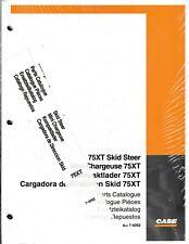 Case 75xt Skid Steer Loader Parts Manual
