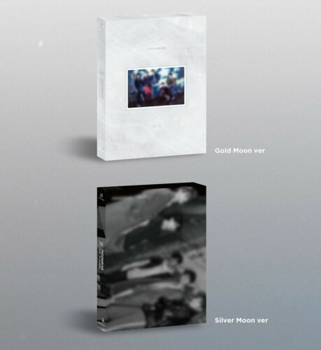 Random ver. CD+Photobook+2Photocards DAY6 MOONRISE Vol.2