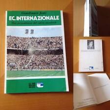 INTER FC INTERNAZIONALE  - UNA PRIMADONNA DEL CALCIO MONDIALE - JOSTI 1977