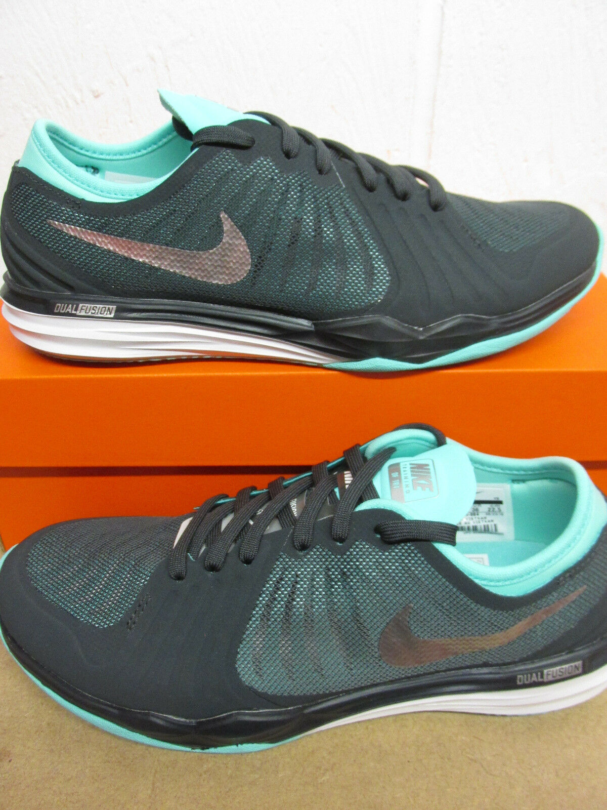 Nike Womens Dual Fusion TR 4 Running Trainers 819021 004 Sneakers shoes