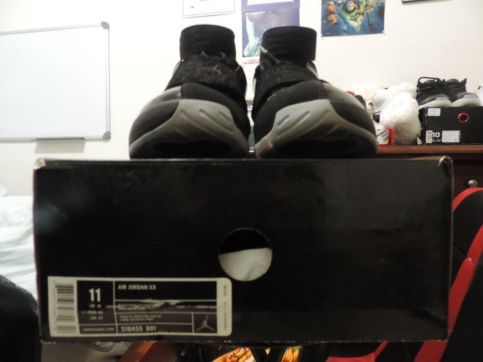 Air Jordan Jordan Jordan 20 Stealth release coloreway Dimensione 11 319a9f