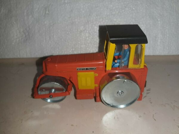 Laborioso ~ Dinky Supertoys #279 - Aveling-barford Diesel Roller ~ 1/43 Ricco E Magnifico