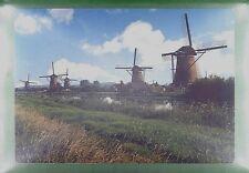 CPA Holland Kinderdijk Windmill Moulin a Vent Windmühle Molino Wiatrak Mill w272