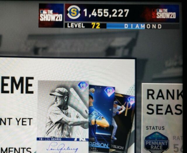 MLB The Show 20 100K STUBS ONLY NO GAME (TAX NOT COVERED)