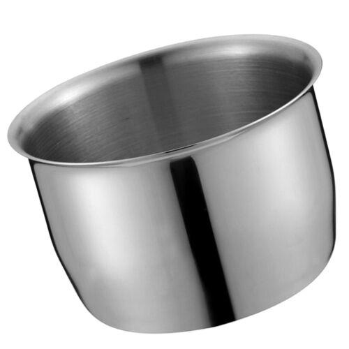 Metall Rührschüssel Salatschüssel Servierschüssel