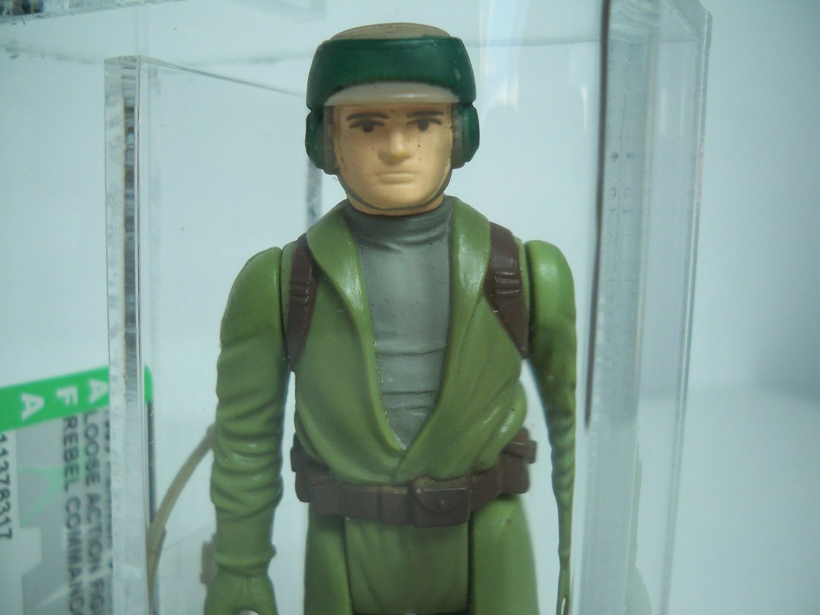 R0509025 Rebel Commando Afa 85 Estrella Wars 1983 Kenner Vintage
