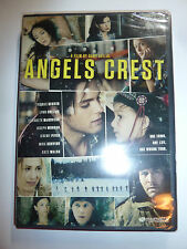 Angels Crest DVD indie drama movie Thomas Dekker Kate Walsh Gaby Dellal NEW!