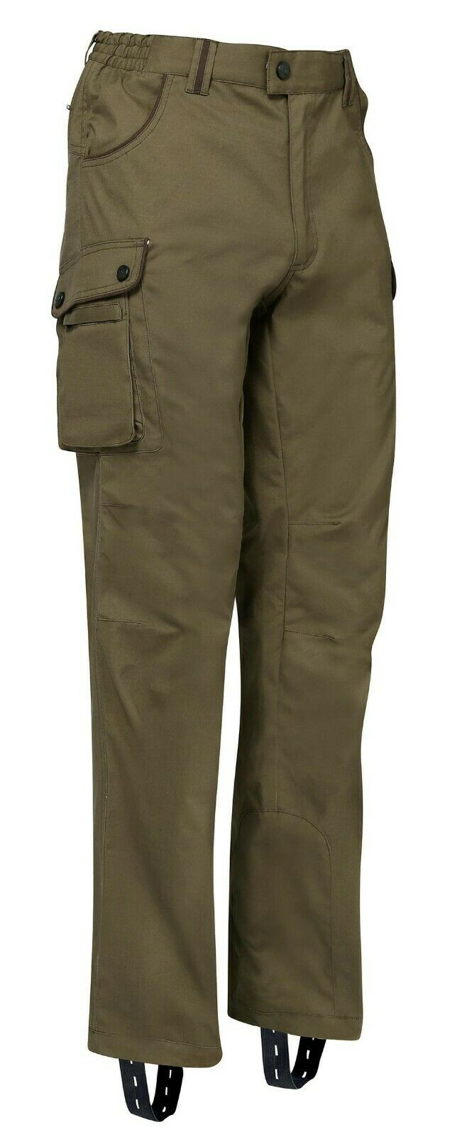 Verney Carron Grouse Trousers Men's Stretch Walking Country Hunting Shooting