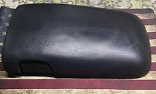 97 02 Camaro Firebird Firehawk Trans Am Ebony Black Center Console Lid Door Gm