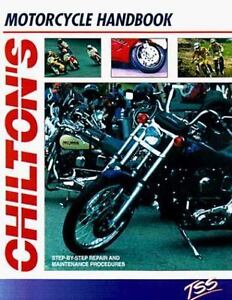 chilton motorcycle riding gear accessories handbook and repair guide rh ebay co uk chilton motorcycle manual online free chilton's motorcycle repair manual 1981