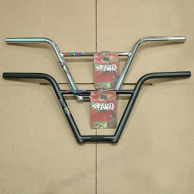 "SHADOW CONSPIRACY CROWBAR SG BAR BMX BIKE HANDLEBARS 9.10/"" SUBROSA"