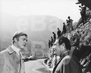 The-Italian-Job-1969-Michael-Caine-Raf-Vallone-10x8-Photo