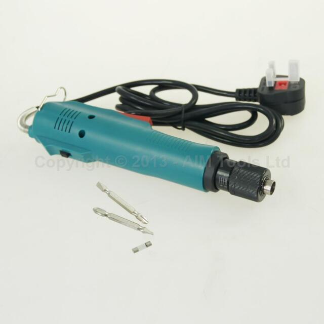 Mini Electric Screwdriver, Assembley Line Screw Driver, 220-230V 6MM Insert bits