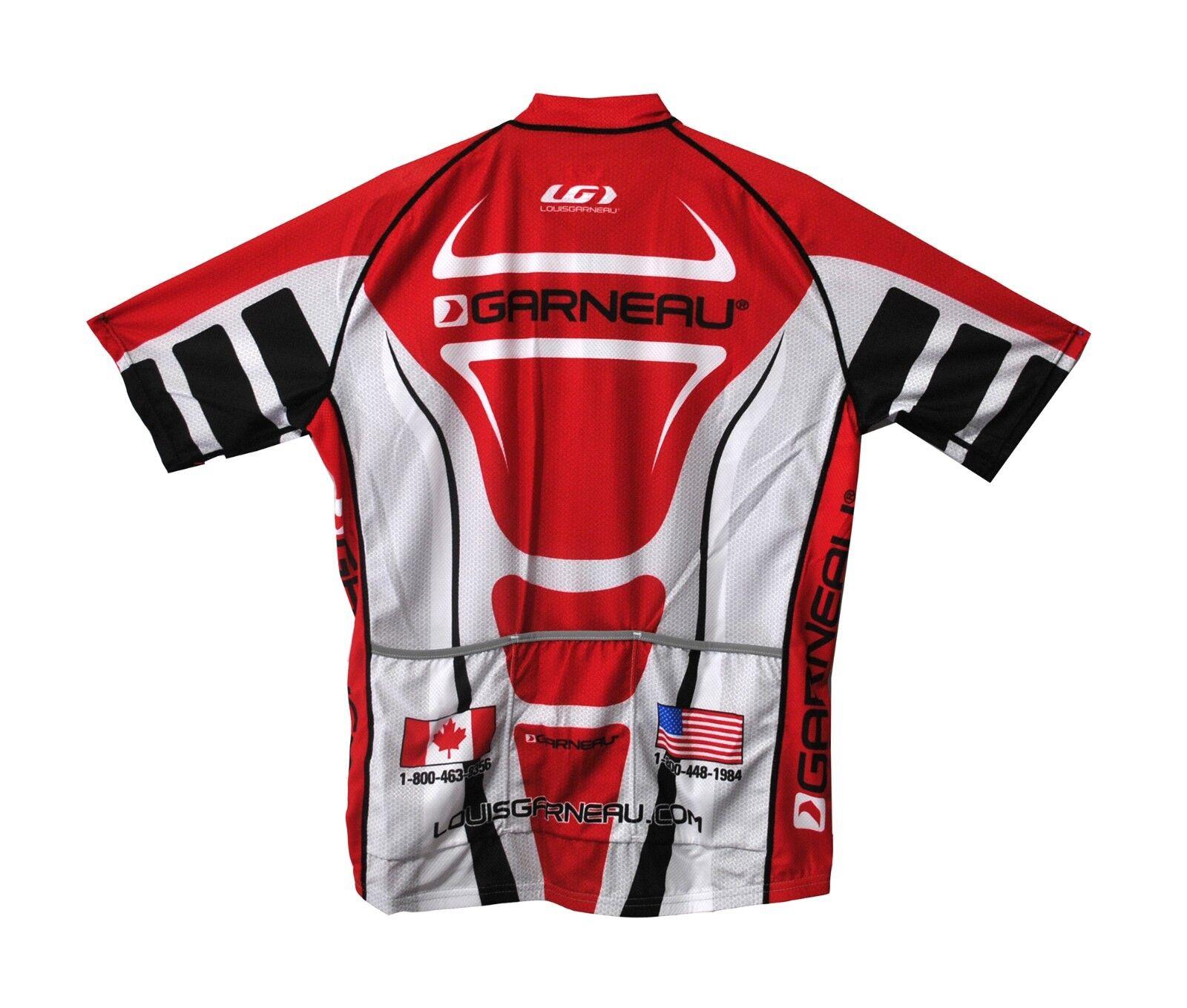 Neu Louis Garneau Sport Halb Relaxierung Vuelta Diamant Herren Herren Herren Fahrrad Trikot 8169a5