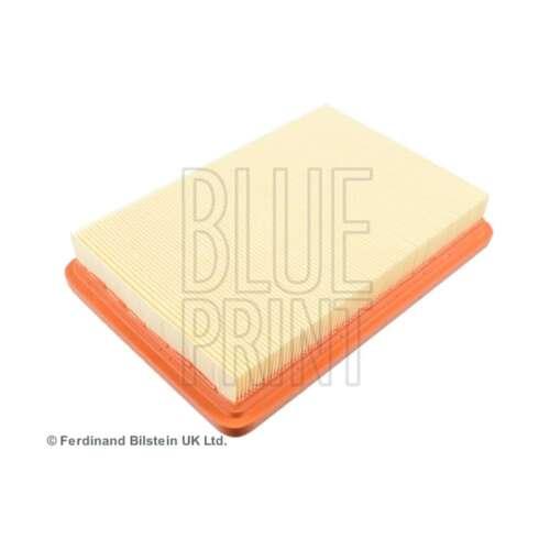 Fits Hyundai Coupé GK 1.6 16 V Genuine Imprimé bleu Filtre à Air Insert