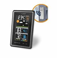 La Crosse Wireless Color Weather Station , New, Free Shipping on sale