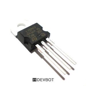 2x Régulateur de tension LM317 TO-220 DIY Pi 1,5A Arduino 1,2V//37V