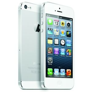 Apple-iPhone-5-32GB-White-Virgin-A-VGC-Warranty