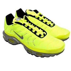 NWT Nike Air Max Plus PRM TN Tuned Full Volt Wolf Gray Men's ...