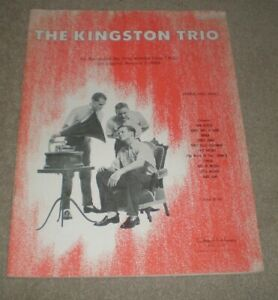 Kingston Trio Songbook