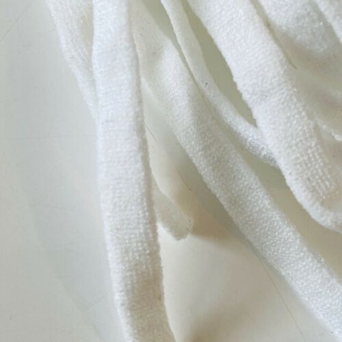 Soft elastico circa 5mm elastici /& Morbido rounded ELASTIK GOMMA GOMMA trefolo piatto