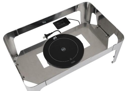 Chafing Dish Serie EASY INDUCTION rund und eckig für Induktionsplatten Gastlando