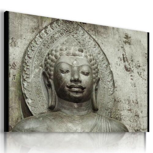 Gautama Buddha SCULPTURE INDIA BUDDHISM Canvas Wall Art Picture BB48 MATAGA