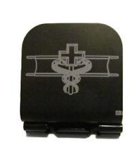 Air Assault Badge Laser Etched Aluminum Hat Clip Brim-it