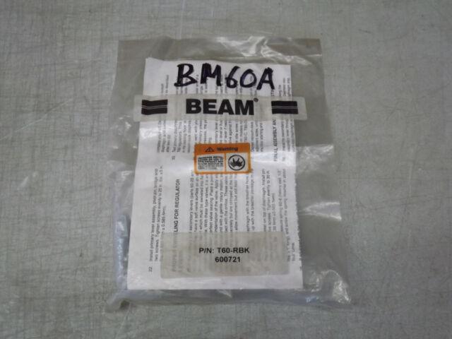 BEAM GARRETSON PROPANE REGULATOR PRIME T60-A-NP-N NEW