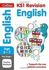 KS1 English SATs Practice Workbook: 2018 tests (Collins KS1 Revision and Practice) by Collins KS1 (Paperback, 2015)