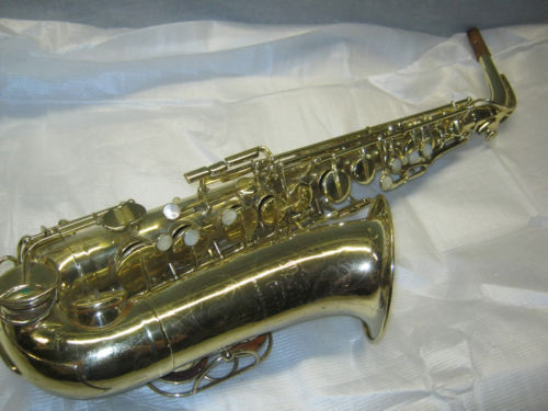 1947 THE MARTIN COMMITTEE ALT   ALTO SAX   SAXOPHONE - made in USA