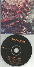 SWERVEDRIVER Son of Mustang Ford w/ UNRELEASED TRK PROMO DJ CD single 1991 USgle