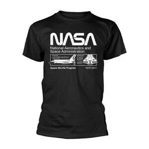 NASA Space Shuttle Program Official Merchandise T-Shirt M/L/XL Neu
