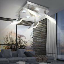 Design Led 24 W Ceiling Lamp Spotlights Movable Bathroom Mirror