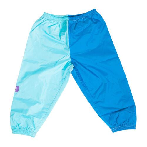 Set Pac A Mac Boys Rainproof Coat Kagool Jacket /& Trouser SetAge 3-4Blue