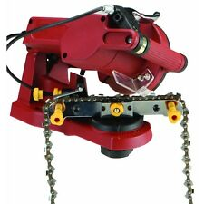 New 120 V Electric Chain Saw Sharpener Sharpen Any Chain Hassle Free In Minutes!