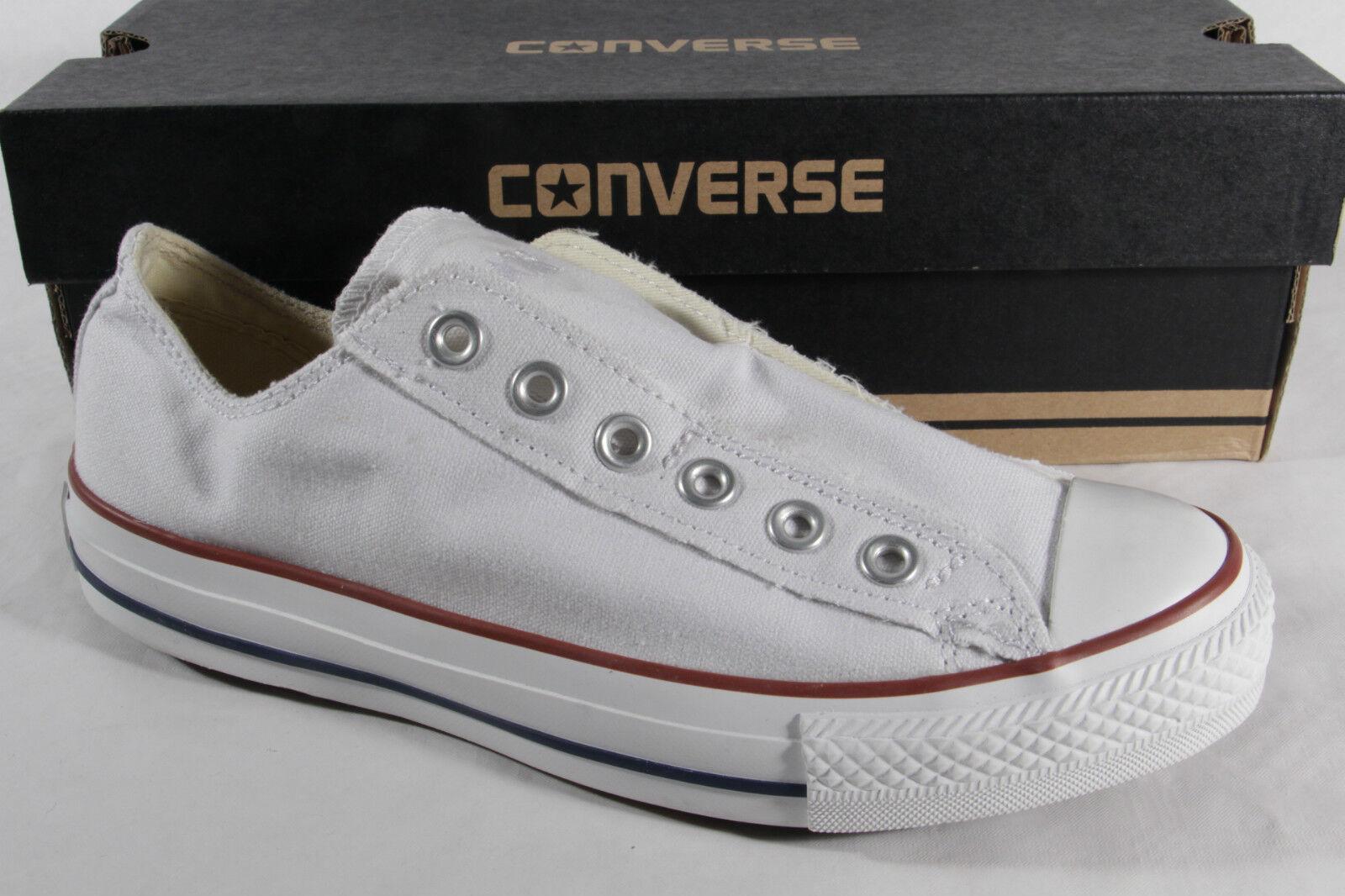 Converse All Sportive Star Slipper Scarpe Sportive All Ballerine Bianco Nuovo!!! d34068