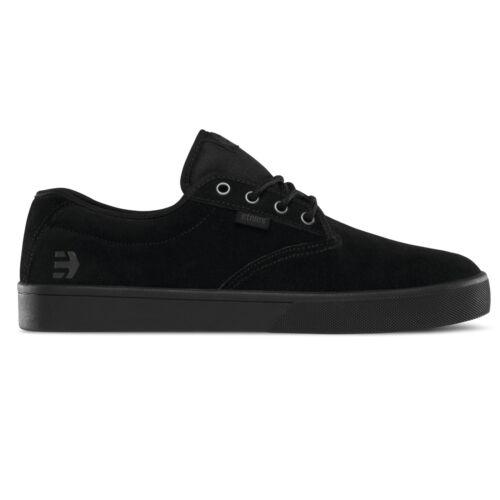 Jameson SL Black//Black//Gum Sneaker Herren Skate Schwarz Skateschuh Matt Etnies