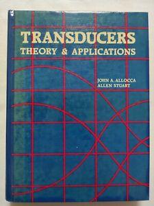 BOOK TRANSDUCERS THEORY E APPLICATIONS JOHN A. ALLOCCA ALLEN STUART 083597796X