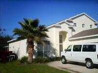 Holiday 5 Bed, 4 Bath  Villa Florida near Disney USA