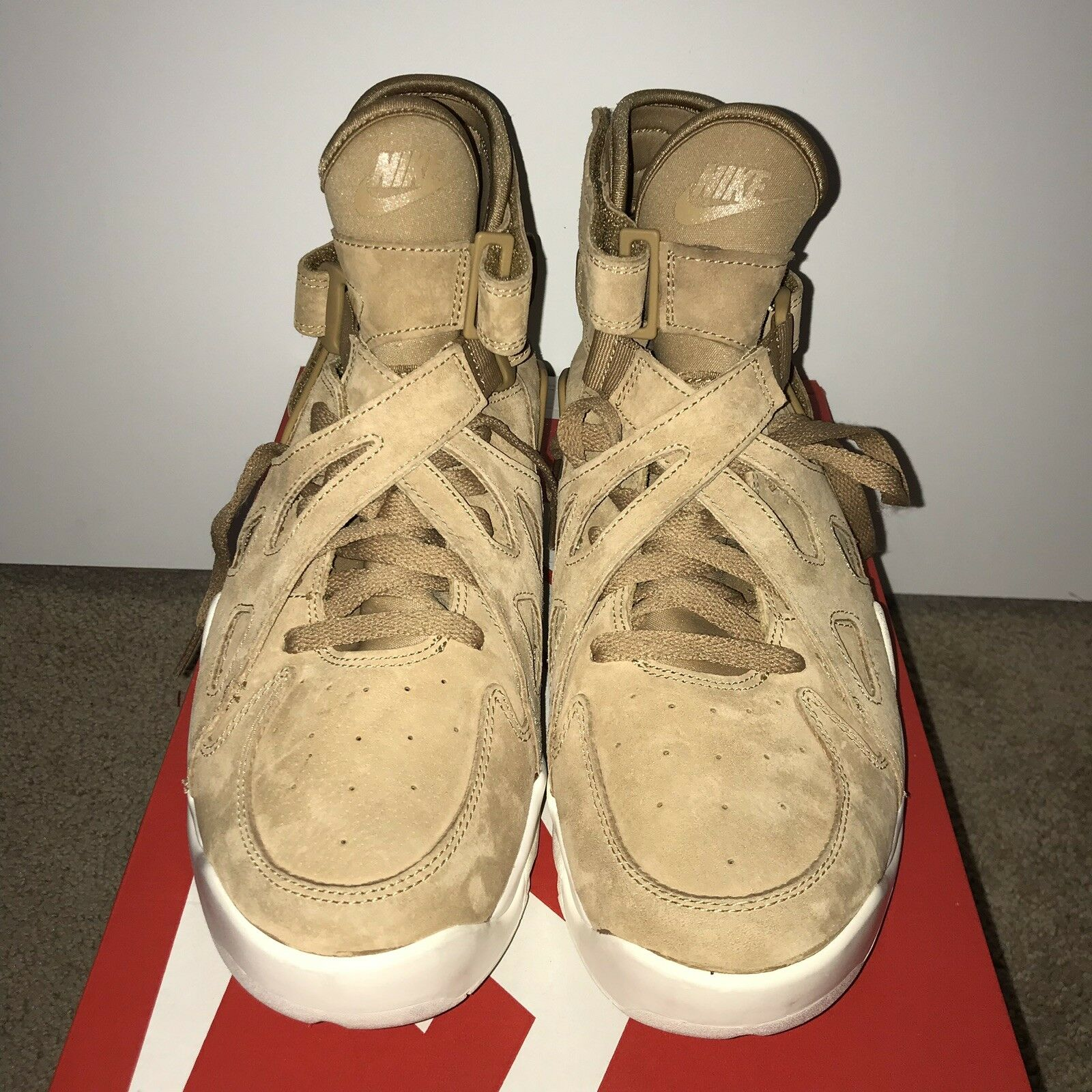 Nike Air Unlimited Brown Size Size Size 10 95d1f4