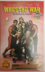 WCW Wrestle War 1992 - VHS Wrestling - Dinkelsbühl, Deutschland - WCW Wrestle War 1992 - VHS Wrestling - Dinkelsbühl, Deutschland