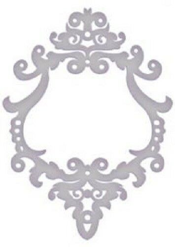 COUTURE CREATIONS Elegance Collection SUPER MARINA Emboss Folder 723450